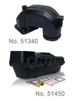 GLM Products Inc - 4-Cylinder Marine Manifolds