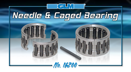 Needle & Caged Bearing