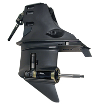 glm products inc 30 years of the omc sterndrivethe omc stern drive was produced by the outboard marine corporation from 1962 until the end of 1992 because the 1962 and 1963 models used only an 80